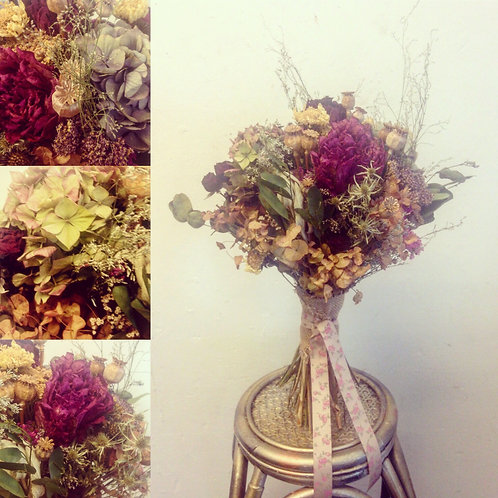 Large Dried Bouquet