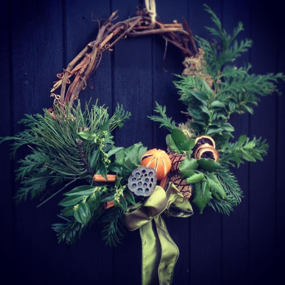 bomk wreath