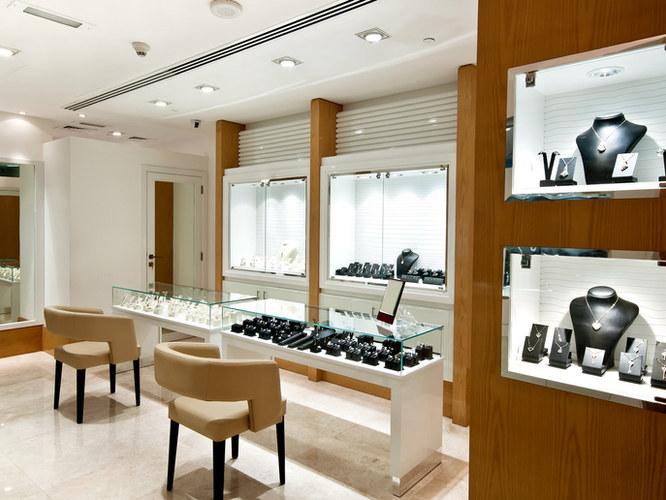 Mücevherat Mağazaları