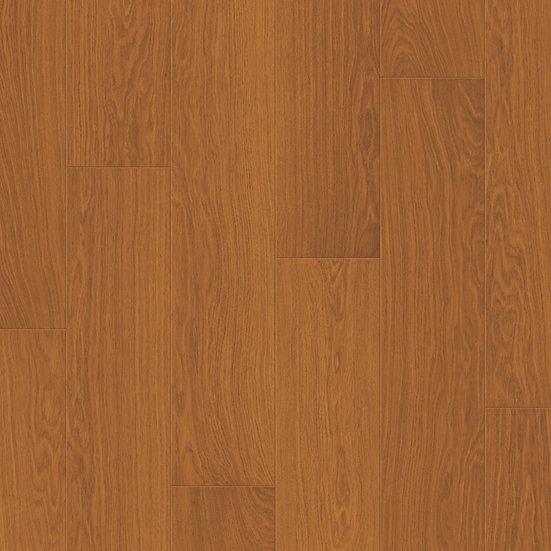 Red Varnished Planks - IMPRESSIVE(ULTRA) | IM(IMU)3440