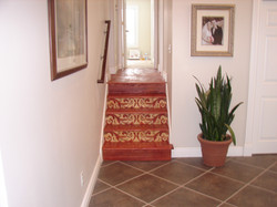 Lester Stairwell Border Inlay