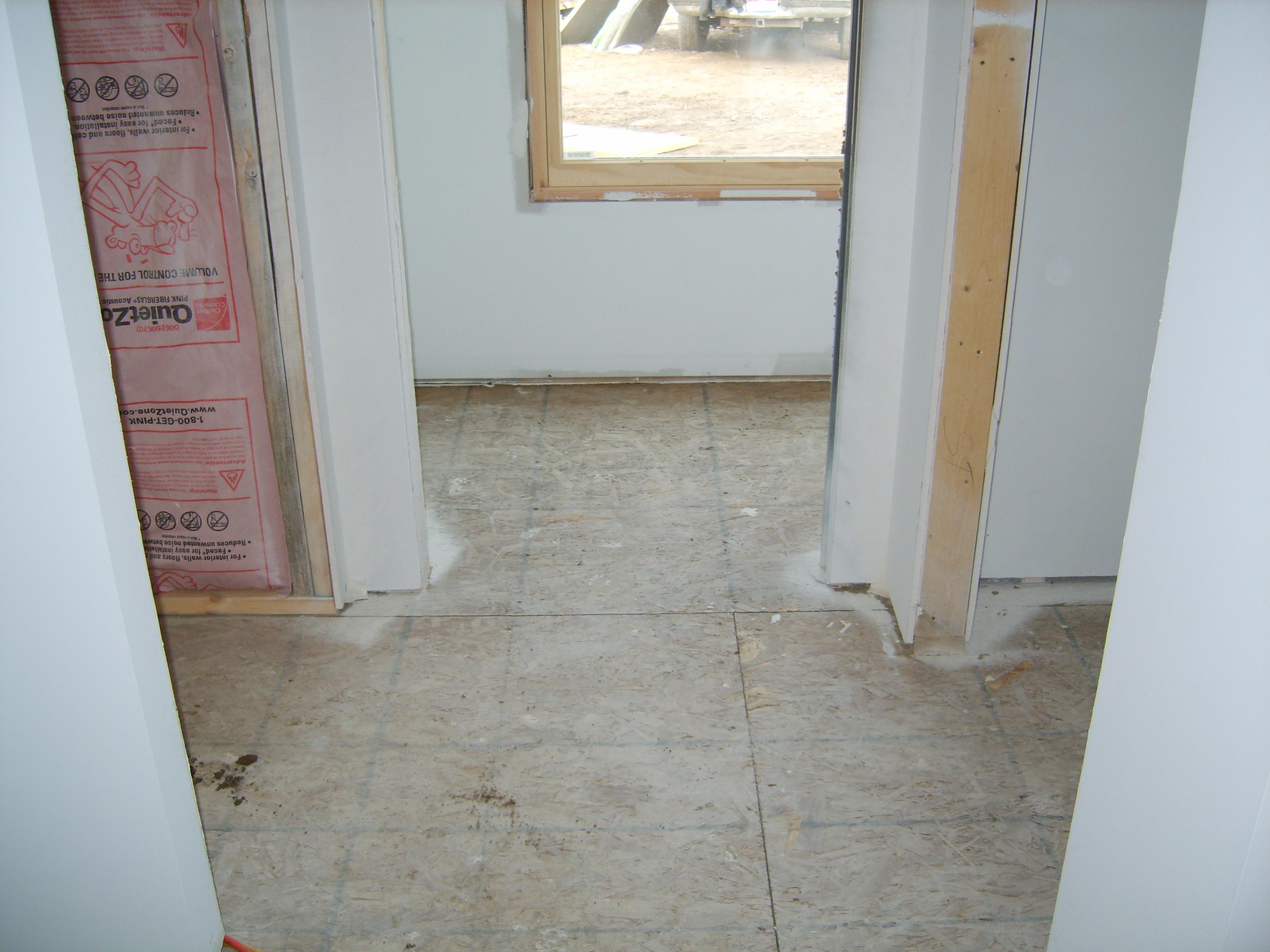 Brookside Hallway Before