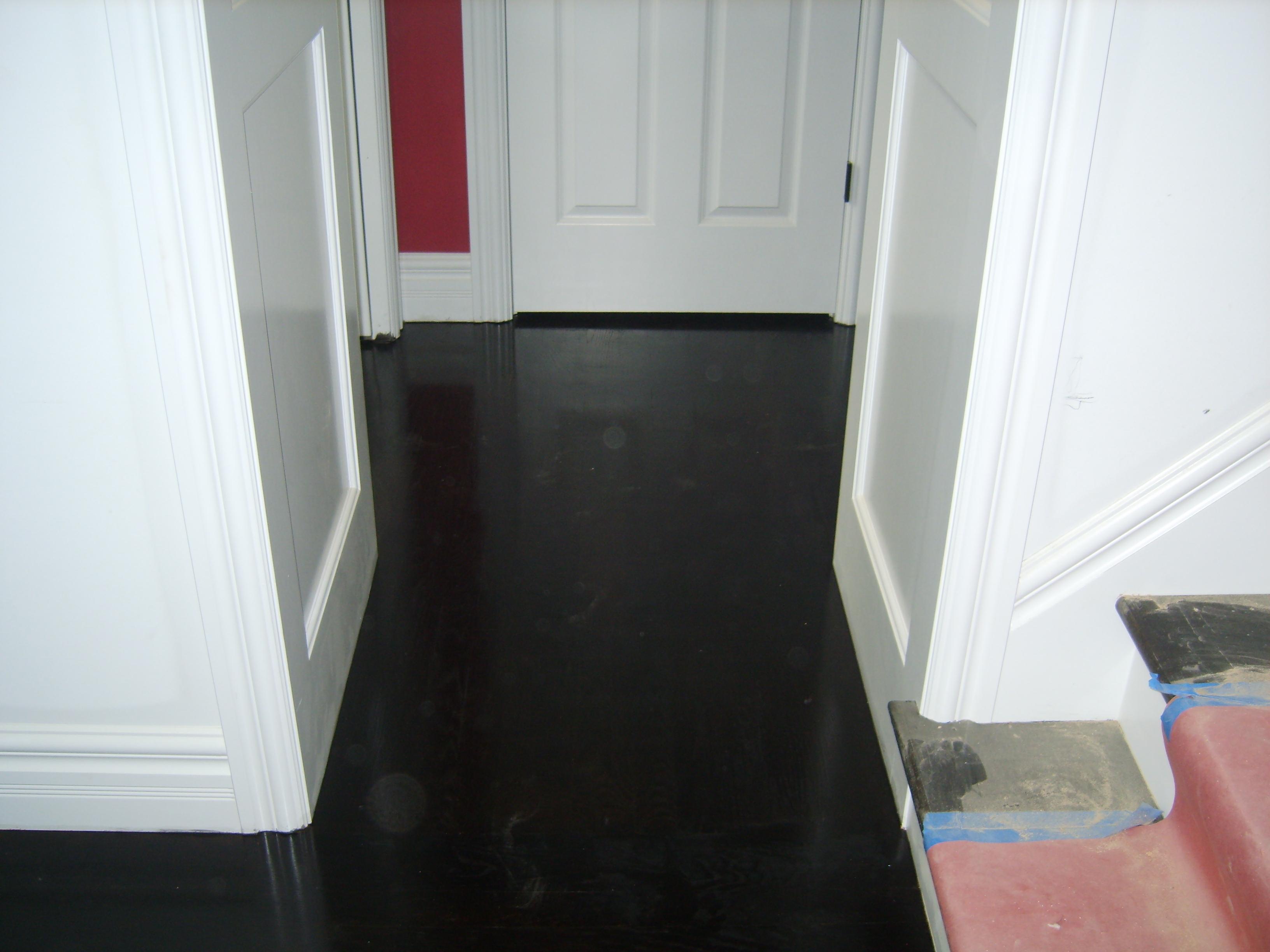 Brookside Hallway After