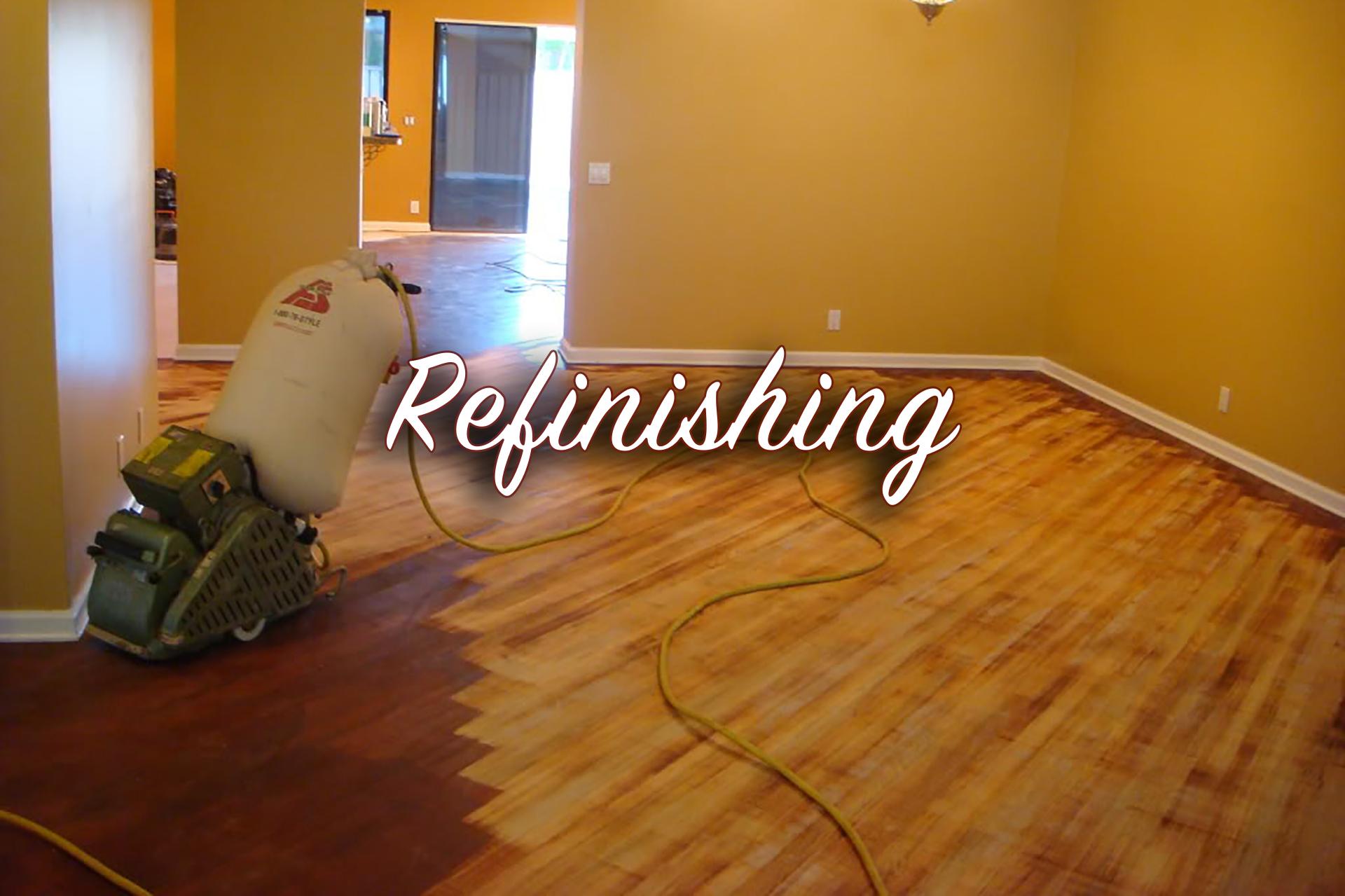 Refinishing Service