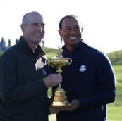 Ryder Cup, photo officielle des Américains