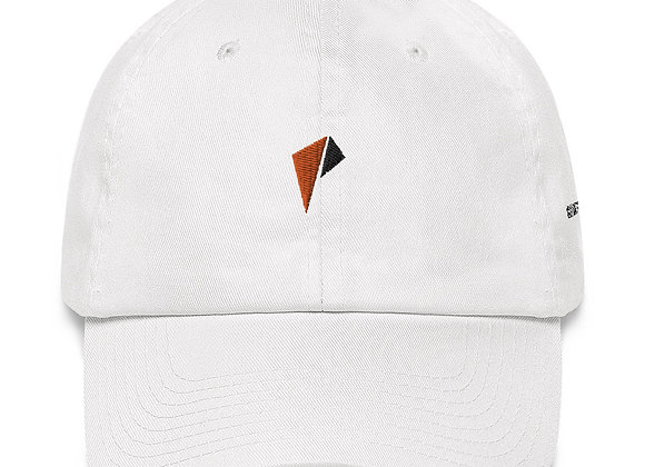 Dad hat Orange/Black logo