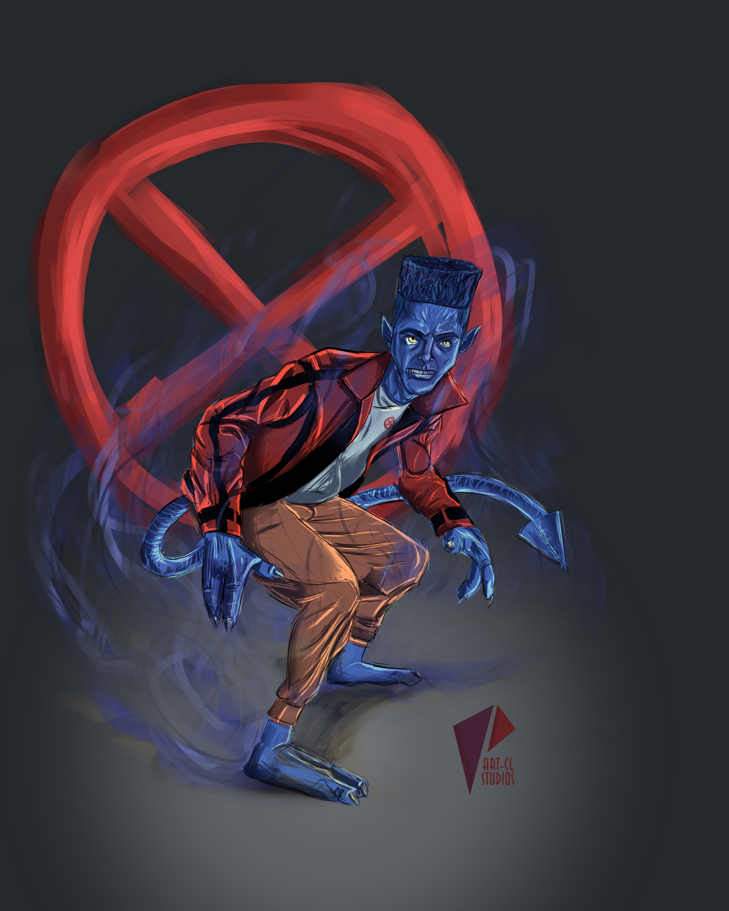 X-men Nightcrawler