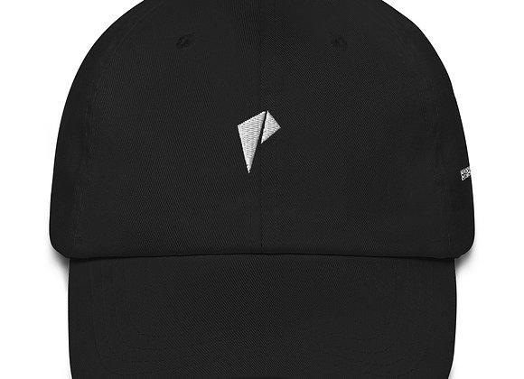 Artcl Logo Dad hat White logo
