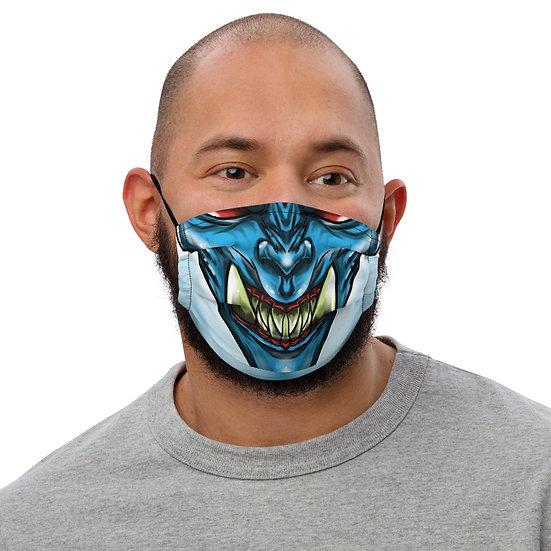 Blue Diablo Premium face mask