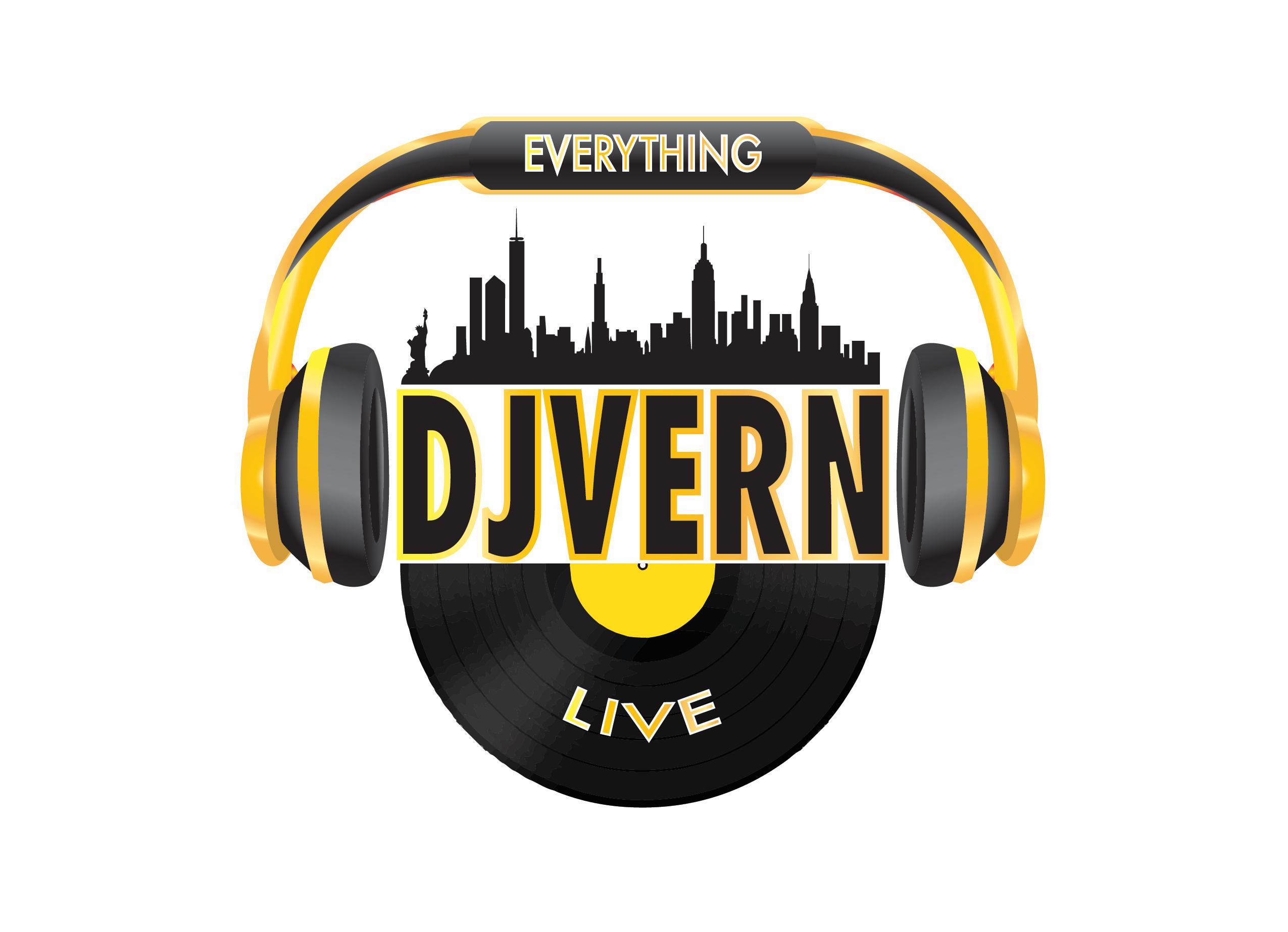 DJ vern logo
