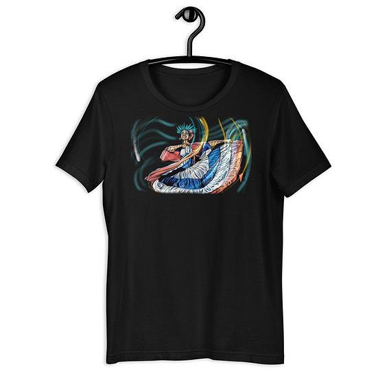 Bailarina Short-Sleeve Unisex T-Shirt