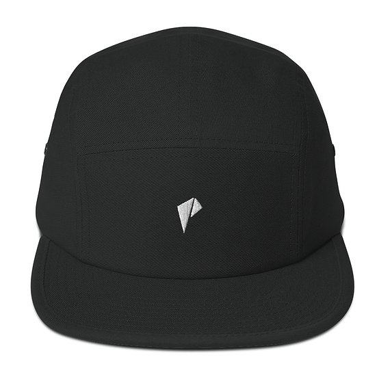 White logo 5 Panel Camper