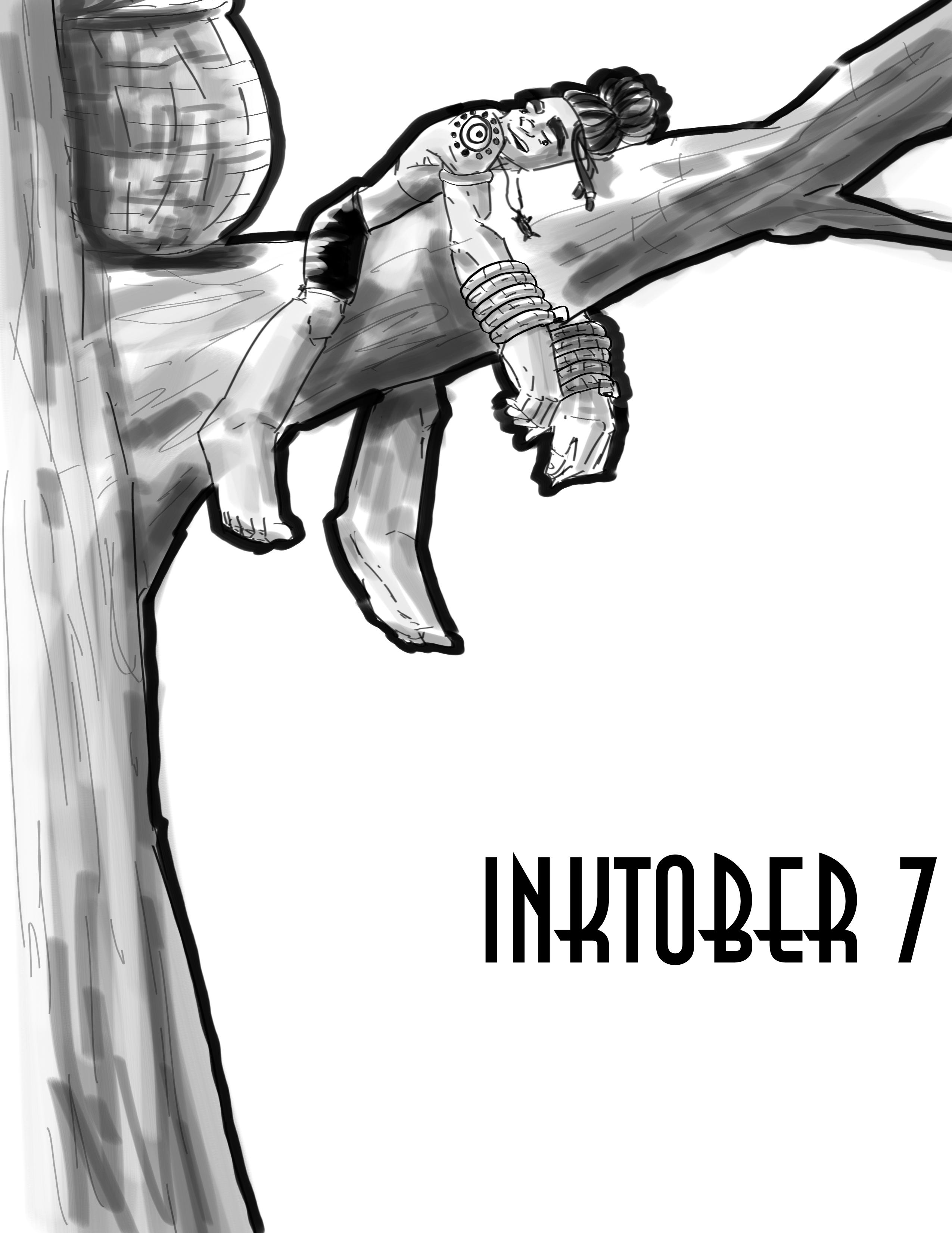 Inktober2018 7.2