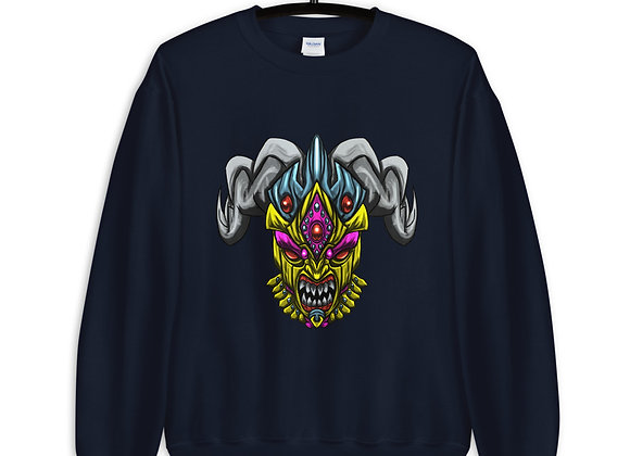 Diablo Amarillo Unisex Sweatshirt