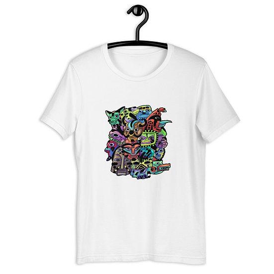 Masks Short-Sleeve Unisex T-Shirt