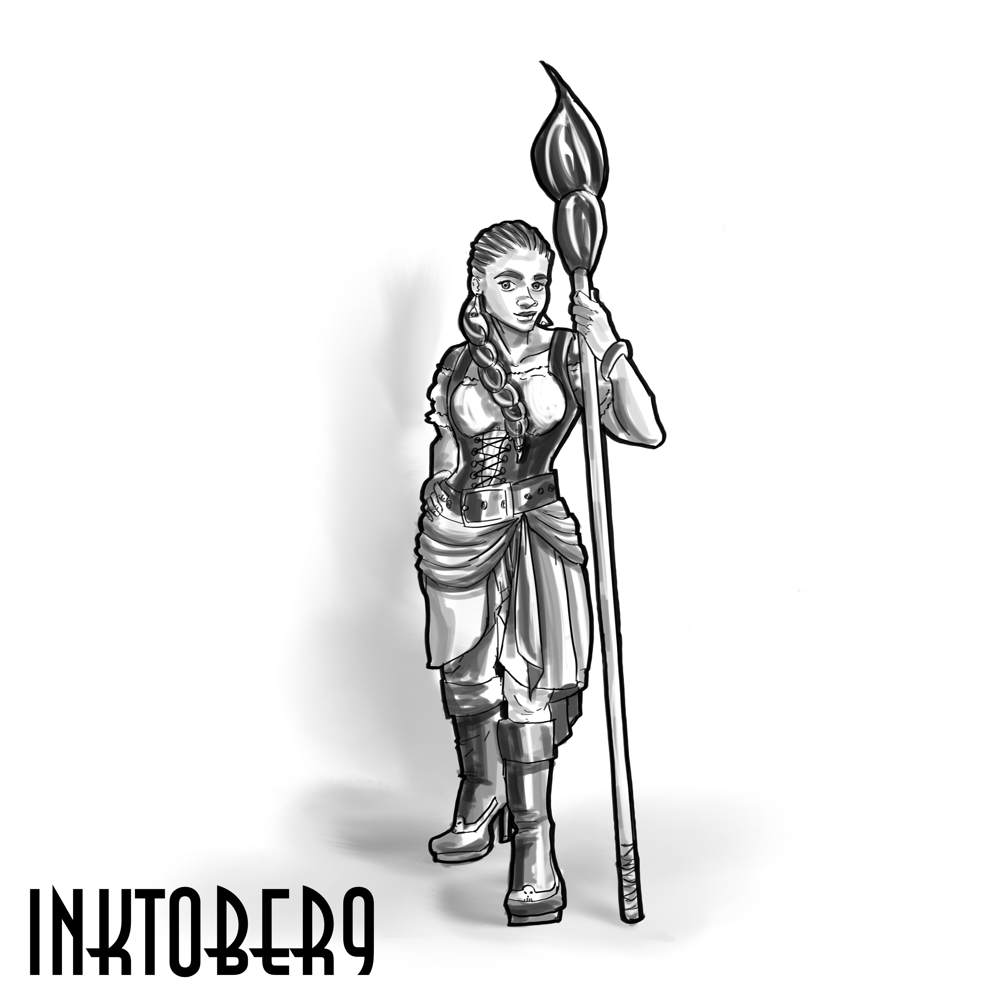 Inktober2018 9