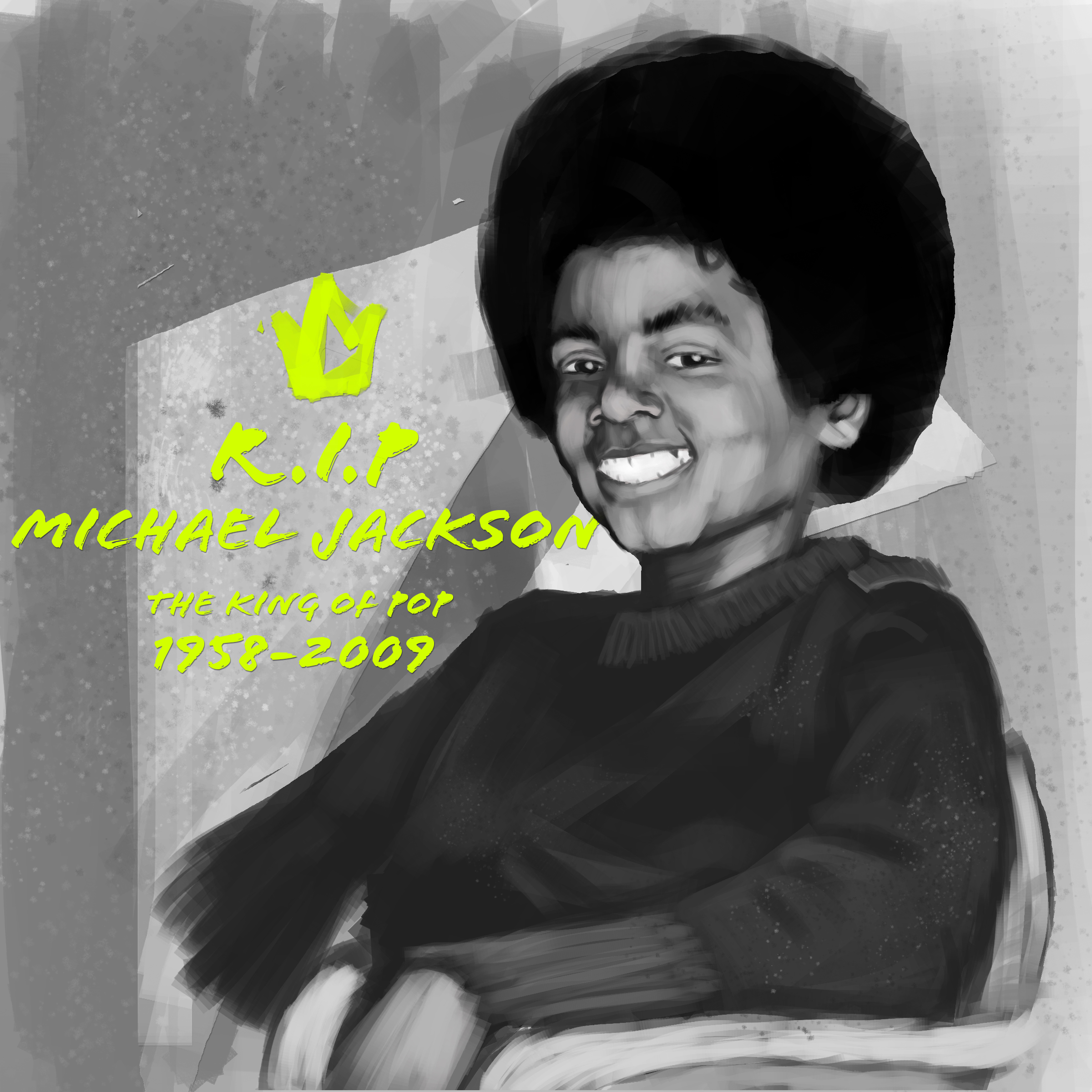 Michael Kid Potrait