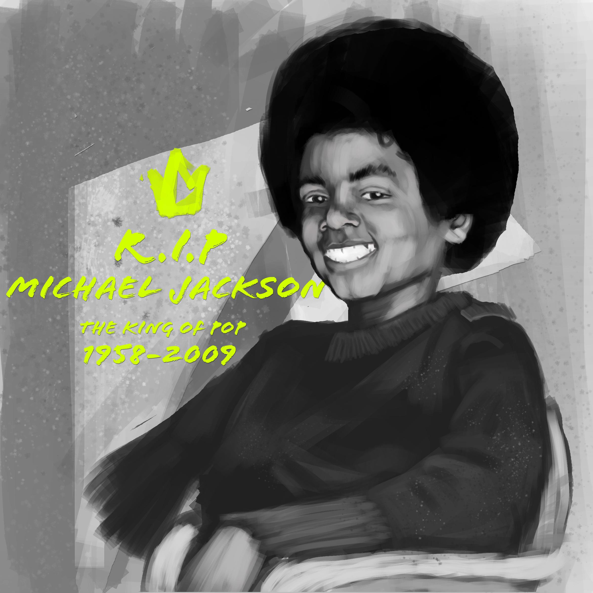 Michael Kid Potrait