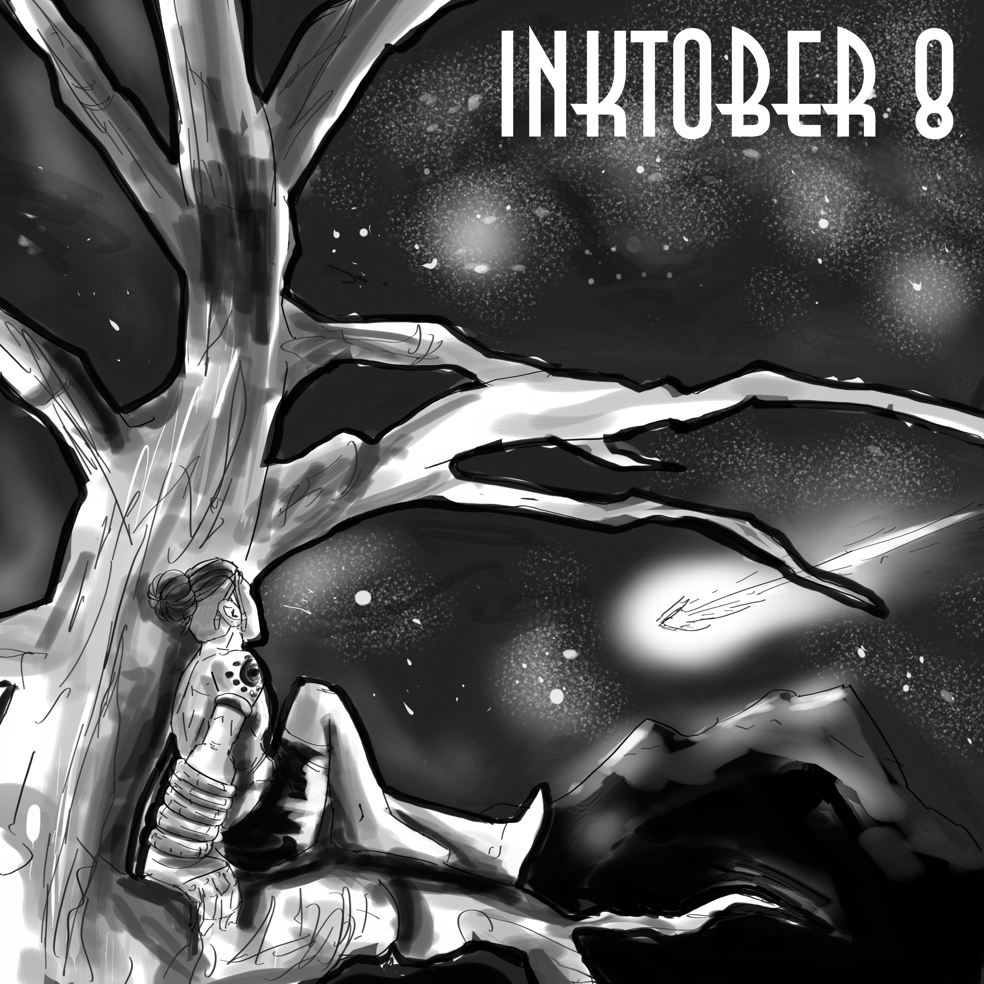 Inktober2018 8