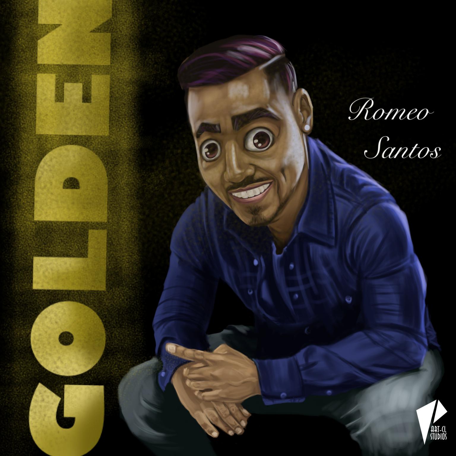 Caricature Romeo Santos