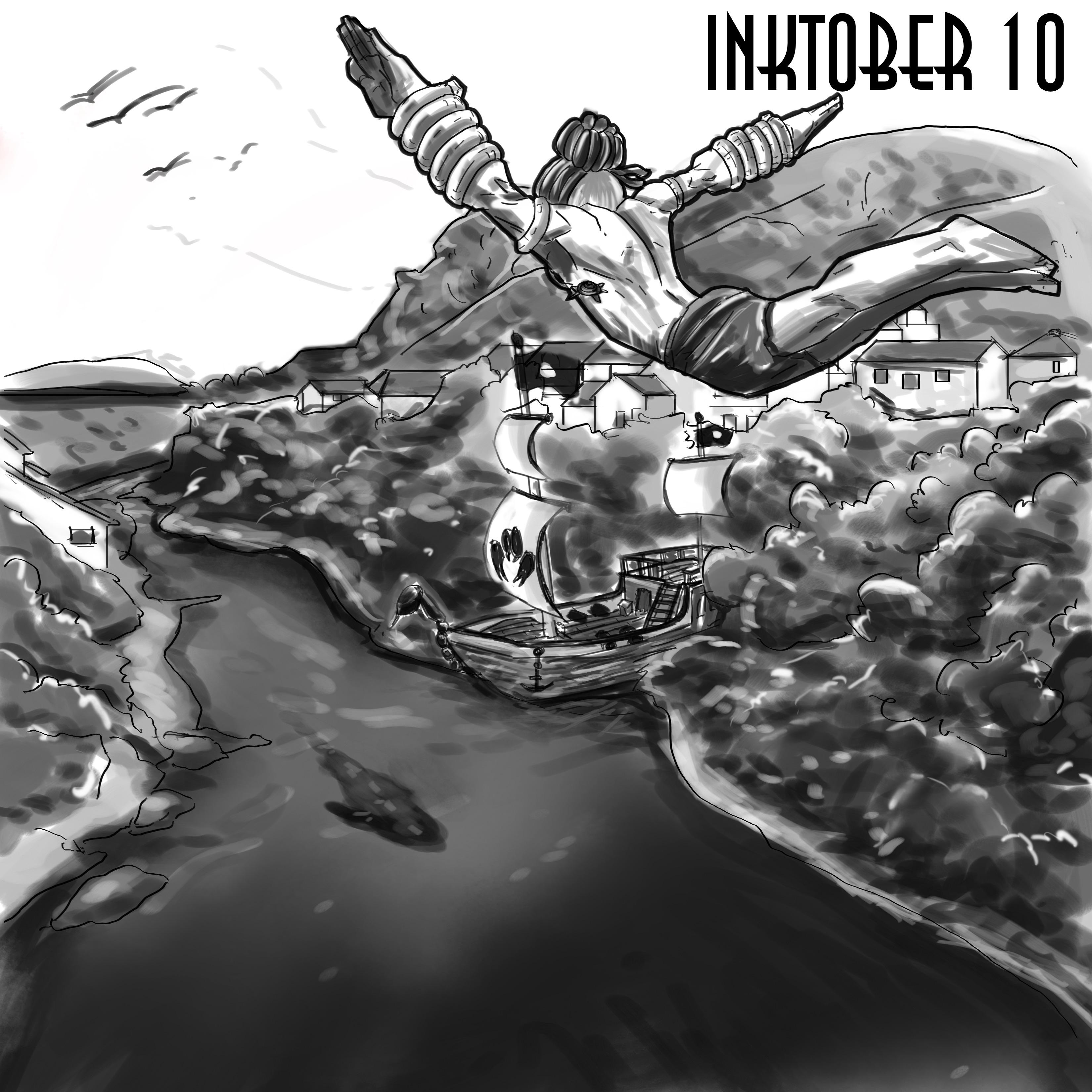 Inktober2018 10