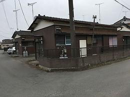 上三川町 木造住宅3棟解体工事
