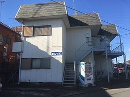 小山市 駅東コーポラス解体工事