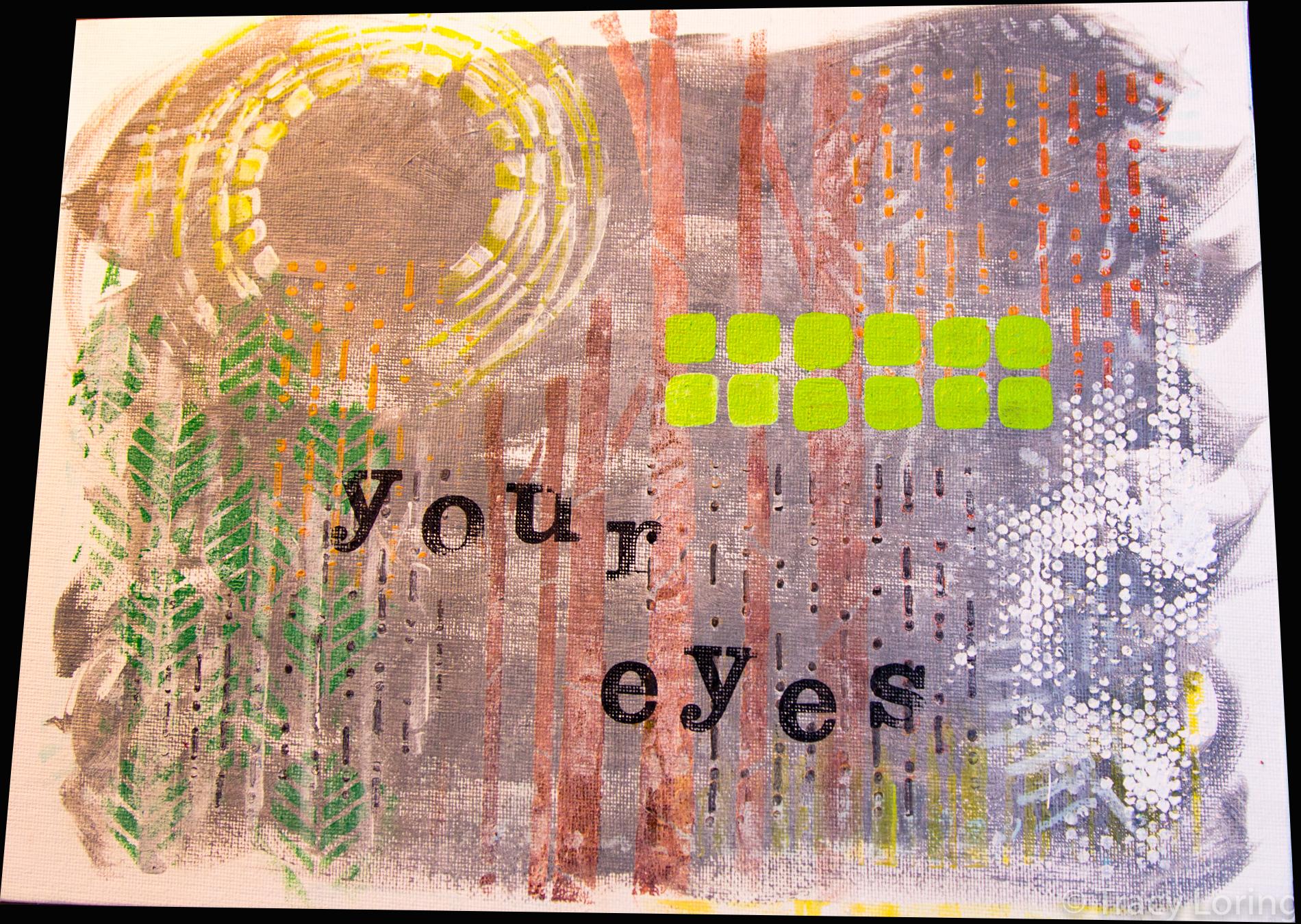 A Love's Eyes