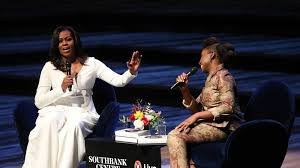 Becoming: an Evening with Michelle Obama  In conversation with Chimamanda Ngozi Adiche