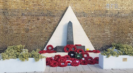 African Carribean War Memorial