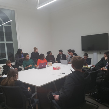 Youth Council Meeting