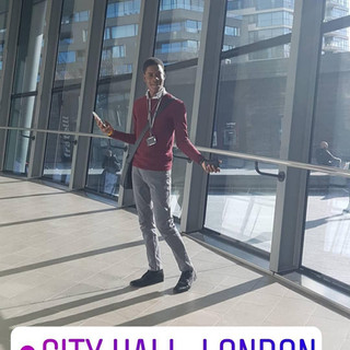 Deuvaunn, LYA member for Lambeth at City Hall