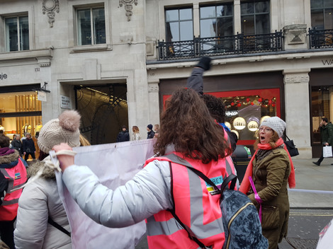 Womens March London 2019