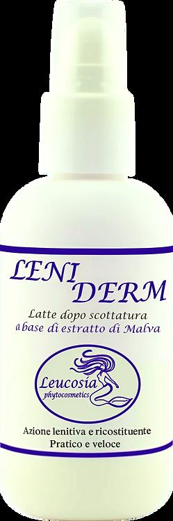 LeniDerm - Latte dopo scottatura