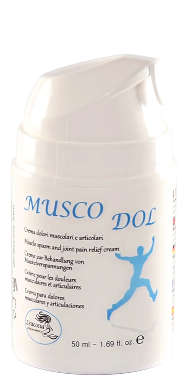 MuscoDol - Crema dolori muscolari e articolari