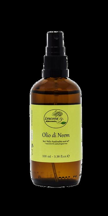 Olio di Neem - 100% Puro e Biologico