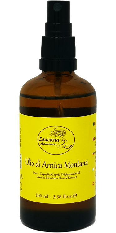 Olio di Arnica Montana