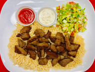 Lamb Gyro Platter