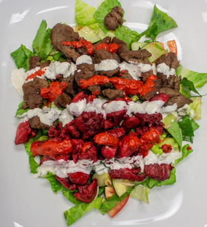 Mixed Platter on SALAD
