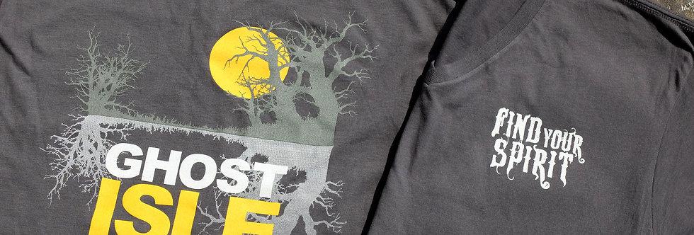 Ghost Isle Logo Shirt