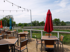 New Buffalo Outdoor Seating Brewery and Restaurant
