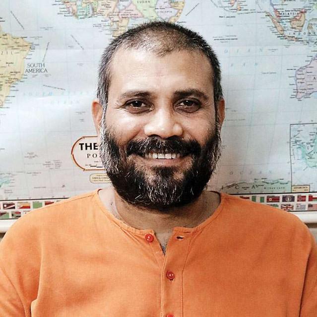 Swami Vigyananand