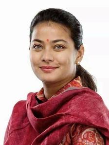 Ms. Praniti Shinde