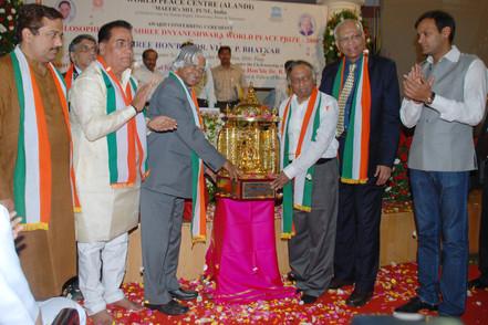 Dr. Vijay Bhatkar, eminent computer scientist
