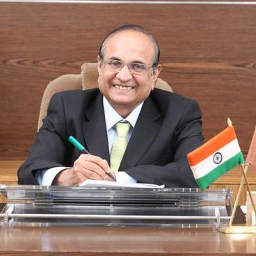 Prof. Dr. Manikrao M Salunkhe