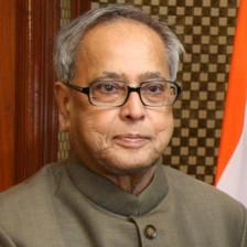 Shri. Pranab Mukherjee