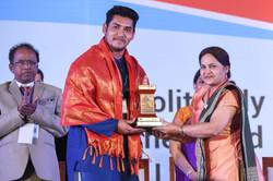 Felicitation of Student Speaker