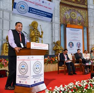 speech by Dr. Satyanarayan Sahu session
