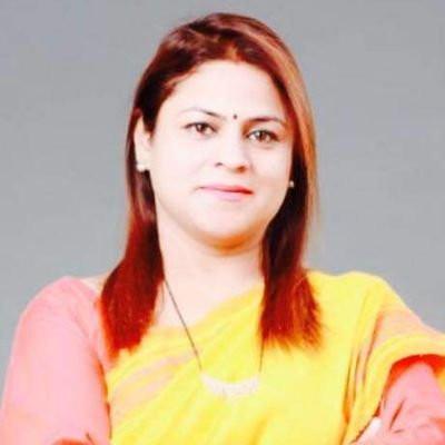 Dr. Harshita Pandey.