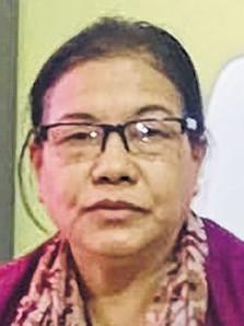 Prof. (Dr.) Binota Meinam